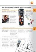 Ulteriori informazioni sull'analizzatore di combustione ... - Logismarket - Page 3