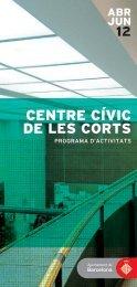 teatre a les corts - Ajuntament de Barcelona