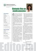 Boletín 413 web.pdf - Colegio de Farmacéuticos de la Provincia de ... - Page 2