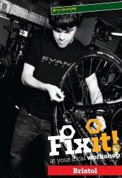 Bristol - Evans Cycles