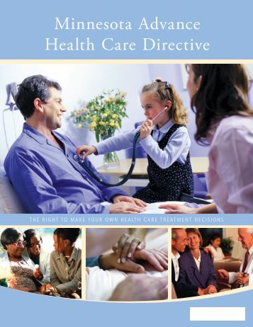Minnesota Advance Health Care Directive - the Exchange