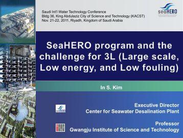 슬라이드 1 - saudi international water technologies conference 2011
