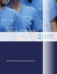 Division of Nursing - UNC Health Care