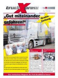 Jupp und die Led - truck-Xpress