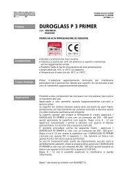 DUROGLASS P 3 PRIMER - mpm