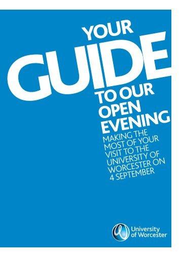 september-open-evening-programme-2014