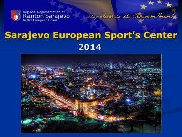 Sarajevo European Sports Center
