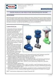 zawory regulacyjne przelotowe jednogniazdowe typ z1a (2,7 mb)