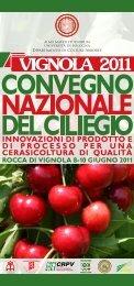 Programma Convegno Nazionale del Ciliegio - Myfruit
