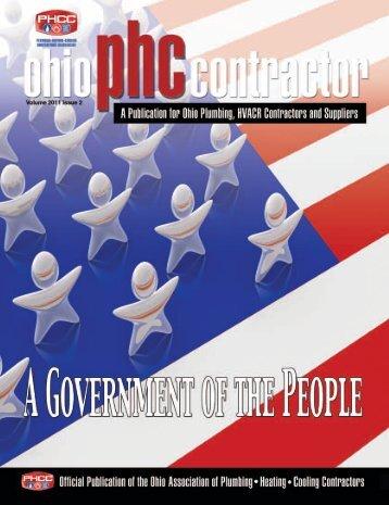 Volume 2011, Issue 2 - PHCC Ohio
