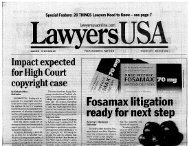 Greg Siskind quoted in Lawyers USA