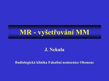 J. Nekula
