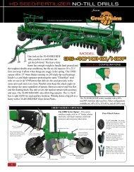 3S-4010HD/HDF - Great Plains International