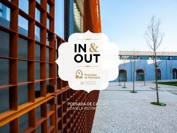 IN OUT - Pousadas de Portugal