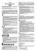 MANUALE ISTRUZIONE - Page 4