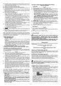 MANUALE ISTRUZIONE - Page 5