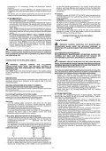 MANUALE ISTRUZIONE - Page 6
