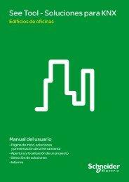 Manual de instalación y usuario SeeTool - Schneider Electric