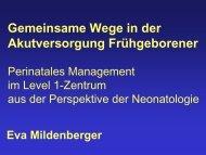 Prof. Dr. E. Mildenberger