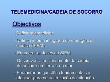 CADEIA DE SOCORRO