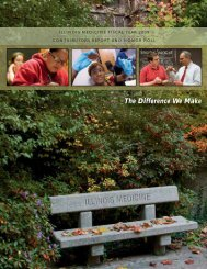 The Difference We Make - University of Illinois College of Medicine