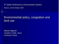 Presentation - The Eighth Annual Global Conference on ...