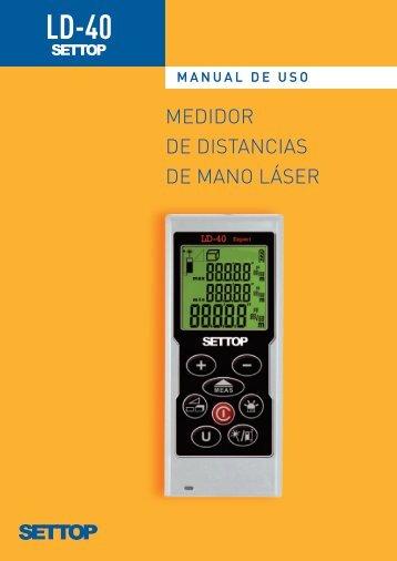 Manual LD-40
