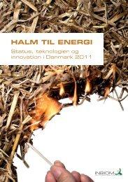 HALM TIL ENERGI - Agro Business Park