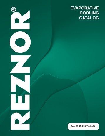 EVAPORATIVE COOLING CATALOG - Agencespl.com