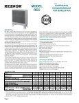 EVAPORATIVE COOLING CATALOG - Agencespl.com - Page 4