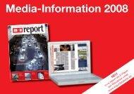 Media-Information 2008 - m+a Verlag GmbH