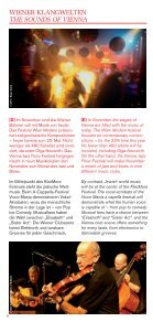 Wien- Programm 11/12 - Vienna - Seite 6