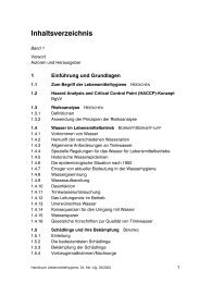 Inhaltsverzeichnis - Th.-Mann-Verlag