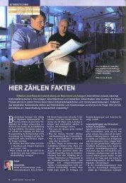 HIER ZÄHLEN FAKTEN - Dr. Kraus & Partner