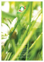 Corporate Design Manual Die Knospe - bioaktuell.ch