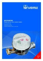 water meters - Tepso