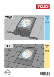 TWF TLF - Velux