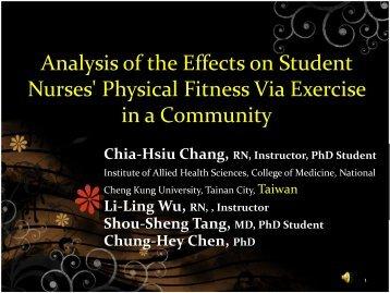 Chang, Chia-Hsiu - IUPUI