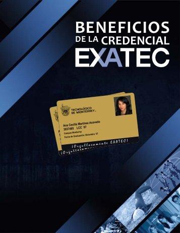 Beneficios - Portal EXATEC - Tecnológico de Monterrey