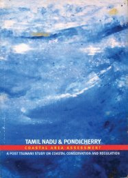 'Tamil Nadu and Pondicherry: Coastal Area Assessment-Feb 06 ...