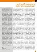 Kolping Europa - Kolpingwerk Südtirol - Seite 3
