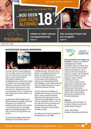 FrisValley-Nieuwsbrief-april-2014
