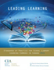 Standards-of-Practice-for-SchoolLibrary-Learning-Commons-in-Canada-2014