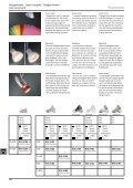 Halogenlampen 230V Ampoules halogčnes 230V Halogeenlampen ... - Seite 6