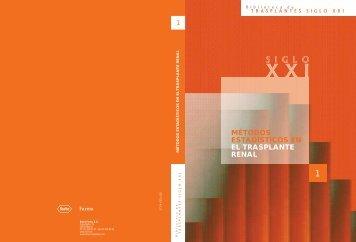 métodos estadísticos en el trasplante renal - Roche Trasplantes