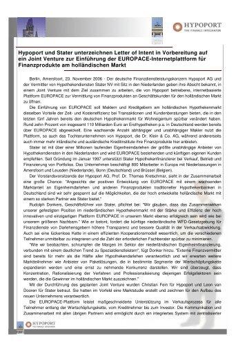 Mustervertrag letter of intent wirtschaftskammer sterreich hypoport und stater unterzeichnen letter of intent in spiritdancerdesigns Image collections