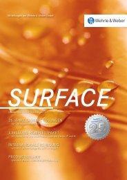 surface - Wehrle & Weber GmbH