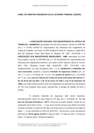 EXMO. SR. MINISTRO BARROS MONTEIRO, DD. RELATOR ... - AMB