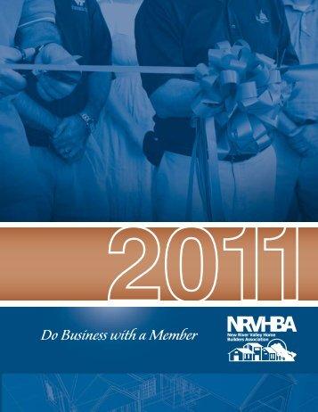 Annual Report 1 - NRVHBA