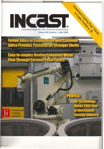 Download More Information (PDF) - VA Technology